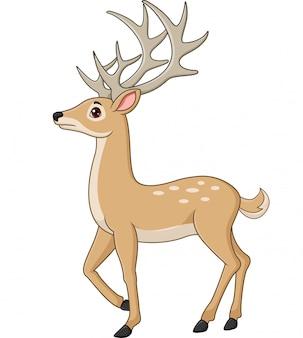 かわいい鹿漫画