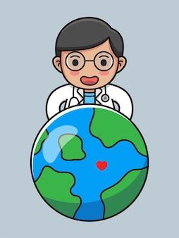 Милый доктор и планета земля