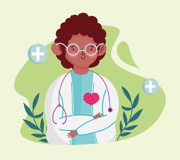 Милый доктор мужчина