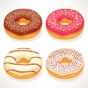 Милые пончики
