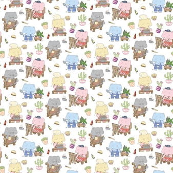 Милый слон