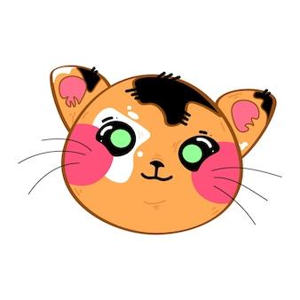 かわいい面白いかわいい猫