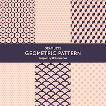 Cute geometric patterns
