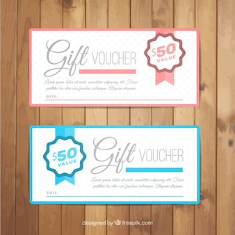 Cute gift banners set