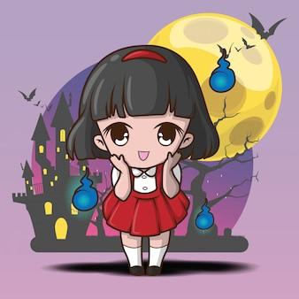 Cute hanako san