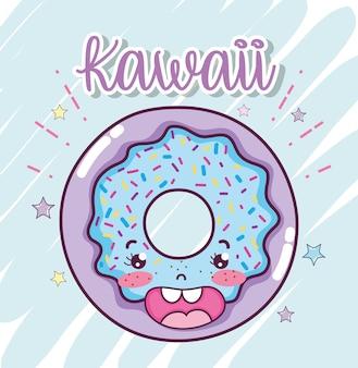Cute kawaii cartoons