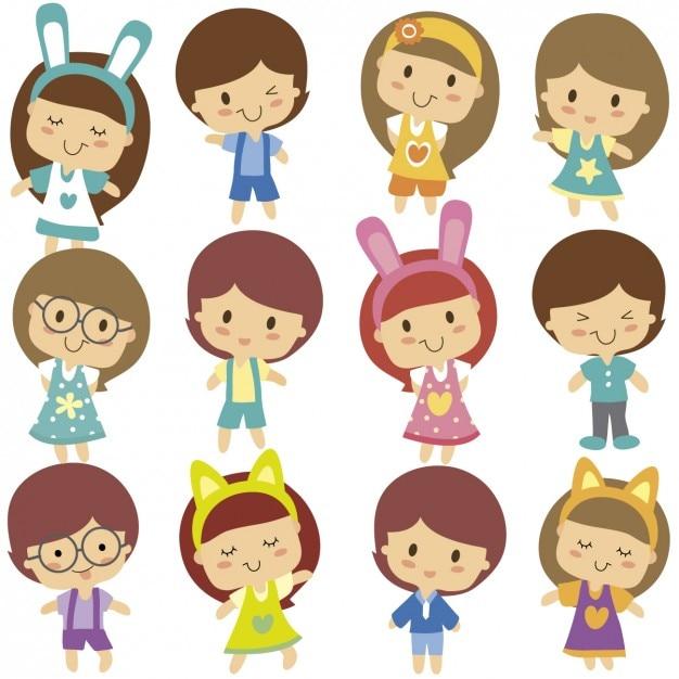 girl vectors photos and psd files free download rh freepik com vector girl pink dress white hair victor girls lax