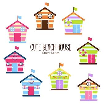 かわいい小さな家