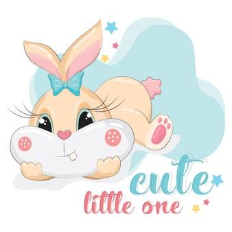 Cute Little One Bunny
