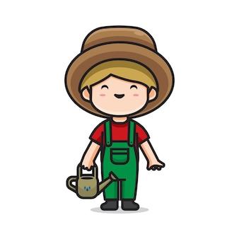 Милый садовник