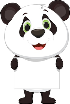 귀여운 팬더 만화