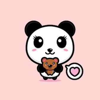 귀여운 팬더