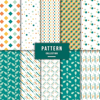 Cute pattern collection
