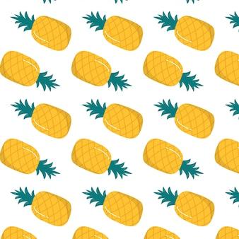 Cute pineapple pattern