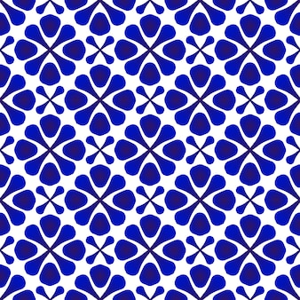 Cute porcelain pattern
