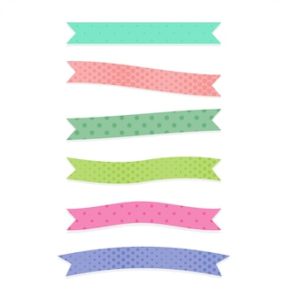 Cute set of ribbons
