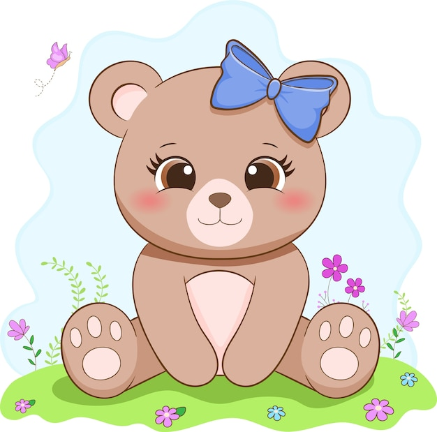 Cute she-bear [convertido]