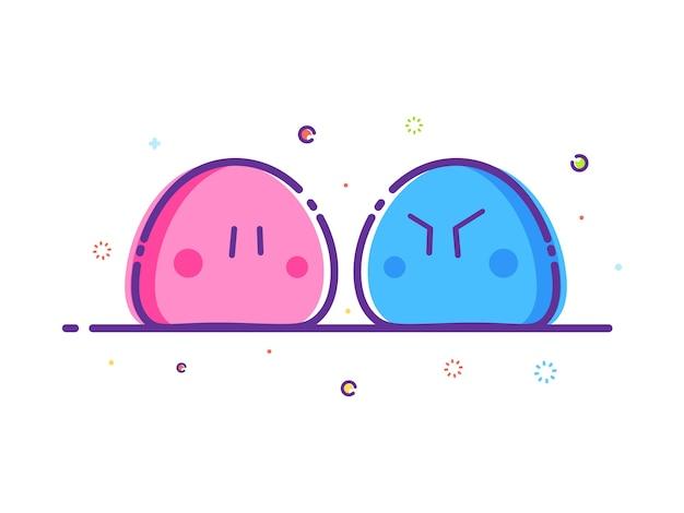Cute slime