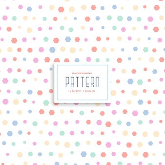 Cute soft kids style pattern background