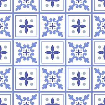 Cute tile pattern