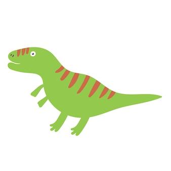 かわいいティラノサウルス恐竜