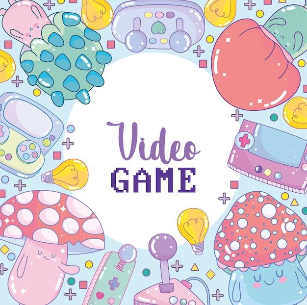 かわいいビデオゲーム