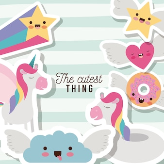 The cutest thing poster