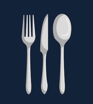 Cutlery set design