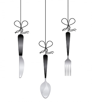Cutlery simple element