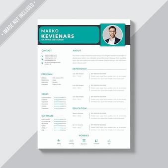 Cv design
