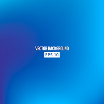 Cyan blue blur gradient background