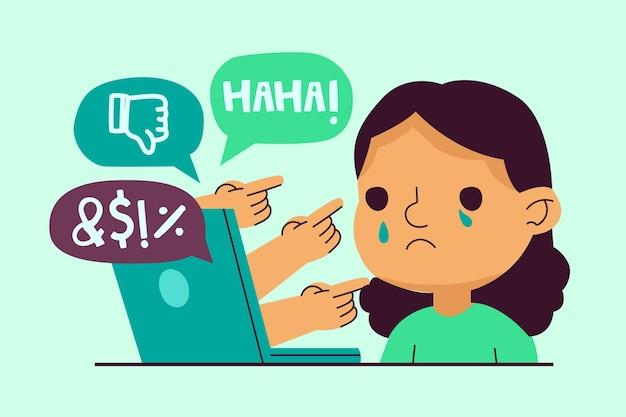 Кибер издевательства