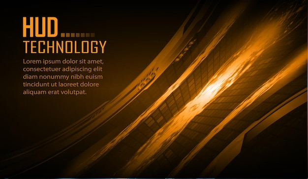サイバー回路の将来の技術概念の背景デジタル背景の南京錠を閉じた