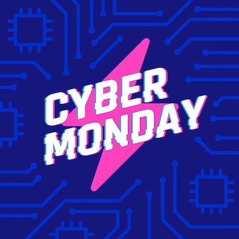 Cyber monday composition