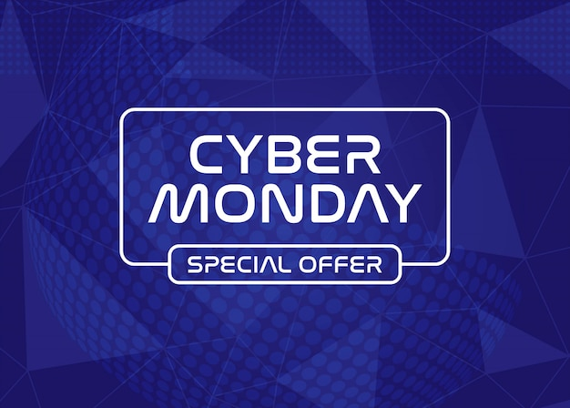 Cyber monday special offer