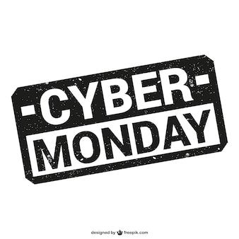 Cyber lunedi timbro