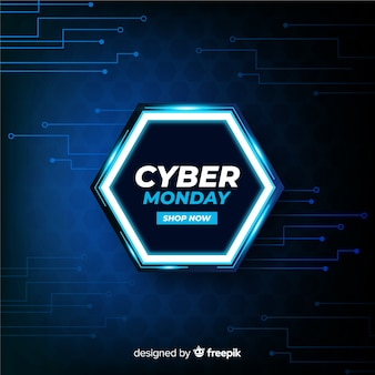 Реалистичные технологии cyber monday