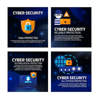 Cyber security instagram posts