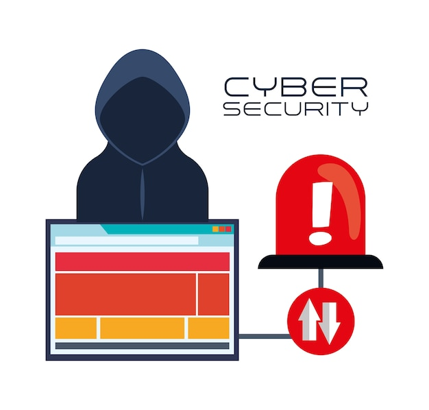 Cyber security system and media design