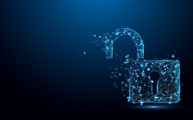 Cyber unlock