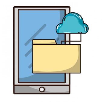 사이버 보안 위협 만화