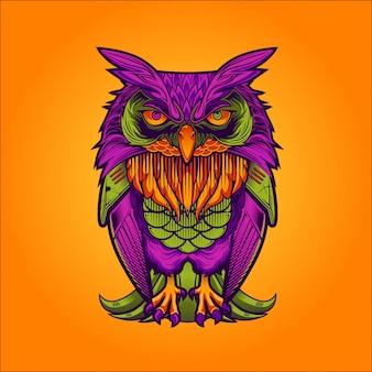 The cyborg owl