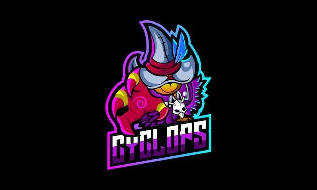 Логотип cyclops hero esports