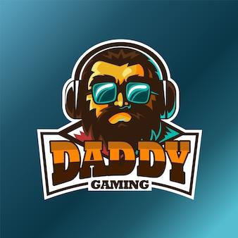 パパのゲーム、eスポーツのロゴ