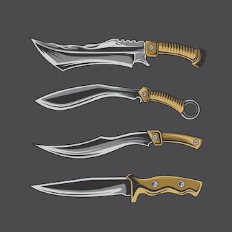 Dagger pack