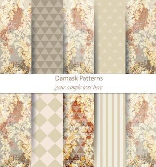 다 패턴 세트 컬렉션