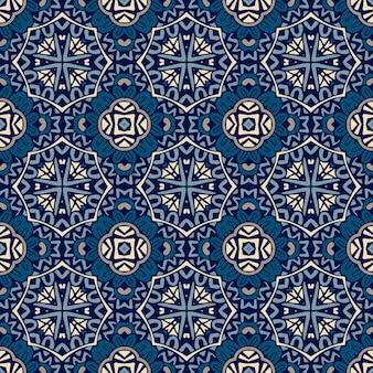 Дамаск бесшовные классический узор. урожай барокко нежный фон. классический дамасский орнамент для обоев, текстиля, ткани, упаковки, приглашения на свадьбу