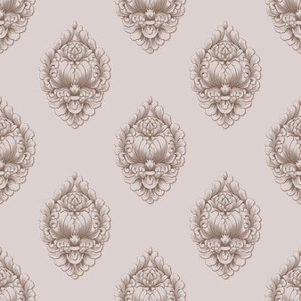 다 마스크 원활한 패턴 배경