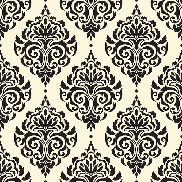 damask vectors photos and psd files free download rh freepik com simple damask pattern vector free download damask pattern vector illustrator