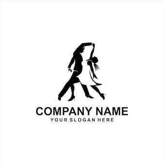 Танцевальный логотип
